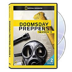 Doomsday Preppers Season Four DVD-R, 2014