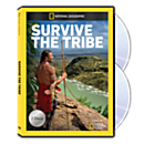 Survive the Tribe DVD-R