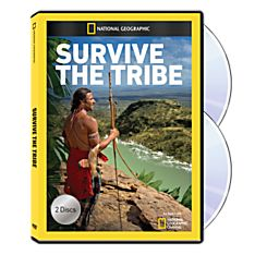 Survive the Tribe DVD-R, 2014