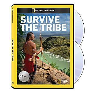 View Survive the Tribe DVD-R image