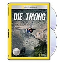 Die Trying DVD-R Set, 2014