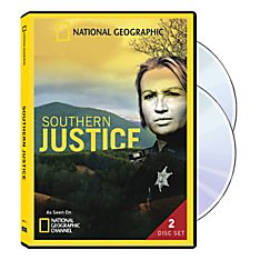 Southern Justice DVD-R Set, 2014