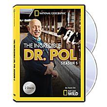 The Incredible Dr. Pol Season Five DVD-R Set