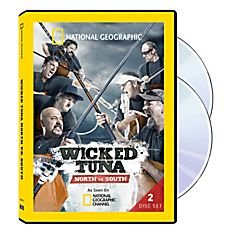 Wicked Tuna North vs. South DVD-R Set
