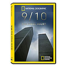 9/10: The Final Hours DVD-R