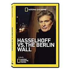 Hasselhoff Vs. The Berlin Wall DVD-R, 2014