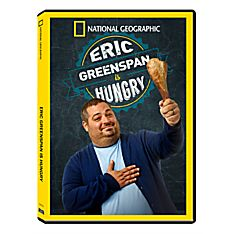 Eric Greenspan is Hungry DVD-R, 2014