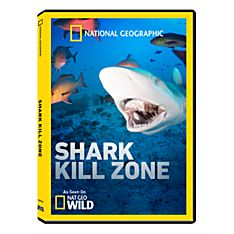 Shark Kill Zone DVD-R