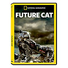 Future Cats DVD-R