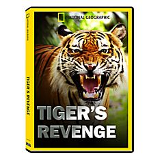 Tigers Nature DVD