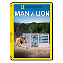 Man vs. Lion DVD-R