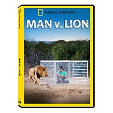 Man Vs. Lion DVD-R, 2014