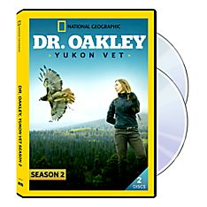 Dr. Oakley, Yukon Vet Season Two 2 DVD-R Set, 2014