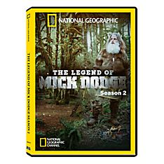 The Legend of Mick Dodge Season Two DVD, 2014