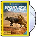 World's Deadliest Season Two 2-DVD-R Set