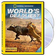 World's Deadliest Season Two 2-DVD-R Set, 2014