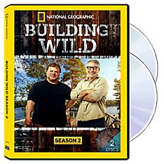 Building Wild Season Two 2-DVD-R Set, 2015