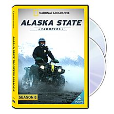 Alaska State Troopers Season Eight 2-DVD-R Set, 2015