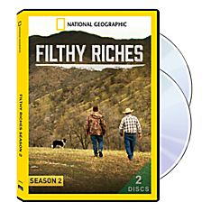 Filthy Riches Season Two 2-DVD-R Set, 2015