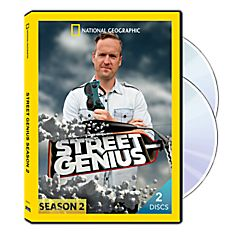 Street Genius Season Two 2-DVD-R Set, 2015