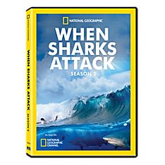 When Sharks Attack Season Two DVD-R