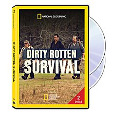 Dirty Rotten Survival 2-DVD-R Set