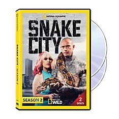 Snake City 2-DVD-R Set