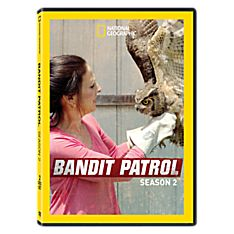 Bandit Patrol Season Two 2-DVD-R Set