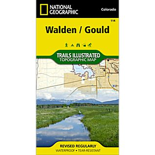 View 114 Walden/Gould Trail Map image