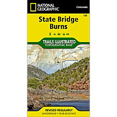120 State Bridge/Burns Trail Map