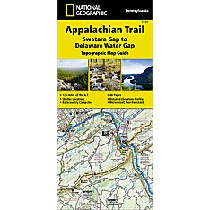 1507 Appalachian Trail, Swatara Gap to Delaware Water Gap (Pennsylvania)