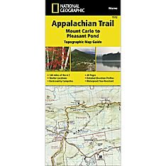 1512 Appalachian Trail, Mount Carlo to Pleasant Pond (Maine)