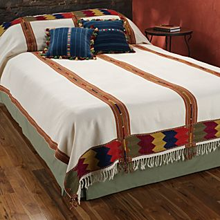 Mayan Woven Bedcover