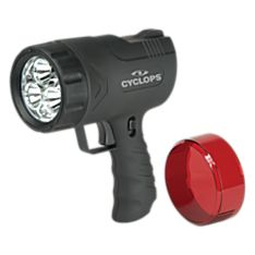 9W Rechargeable Hand-held Spotlight