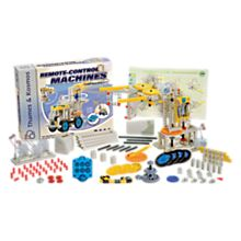 Remote-Control Machines Kit, Ages 8 and Up