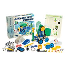 Air+Water Power Kit, Ages 8 and Up