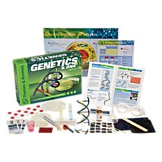 Genetics and DNA Kit, Ages 10 and Up