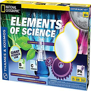 View National Geographic Elements of Science - Updated Edition image