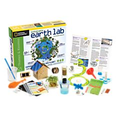 Sustainable Earth Lab, Ages 8 and Up
