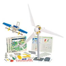 Wind Power 2.0 Kit, Ages 8 and Up