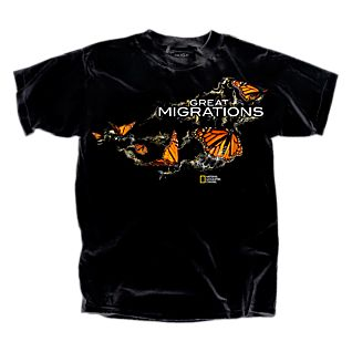 Great Migrations Butterfly T-Shirt