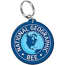 Bee Key Chain