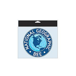 View National Geographic Bee Decal image