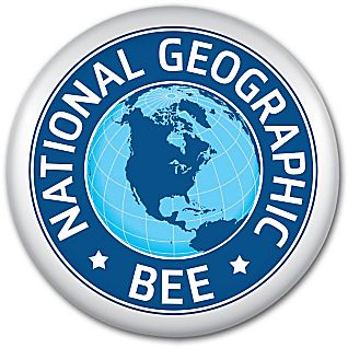 View National Geographic Bee Button image