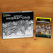 Great Migrations Book and DVD Set