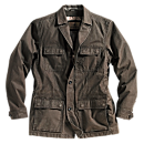 Men's Rugged Safari Travel Jacket