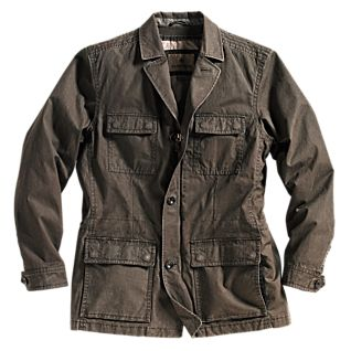 View Men's Rugged Safari Travel Jacket image