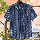 Men's Guatemalan Ikat Shirt