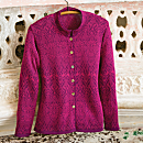 Cusco Pima Cotton Cardigan