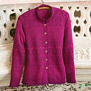 View Cusco Pima Cotton Cardigan image